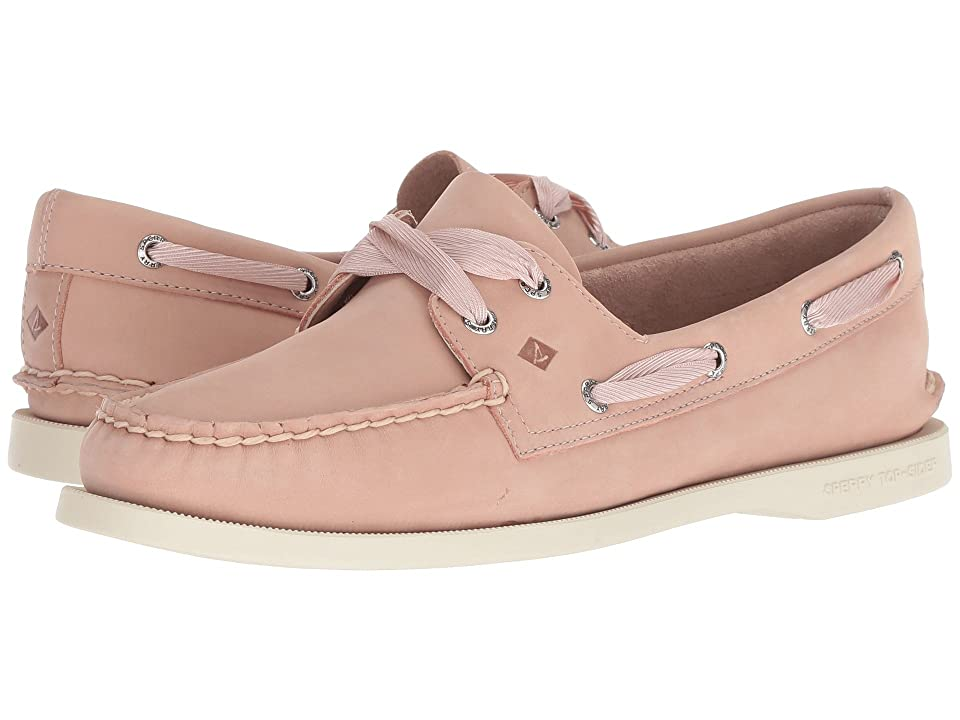 Sperry A/O Satin Lace (Rose Dust) Women