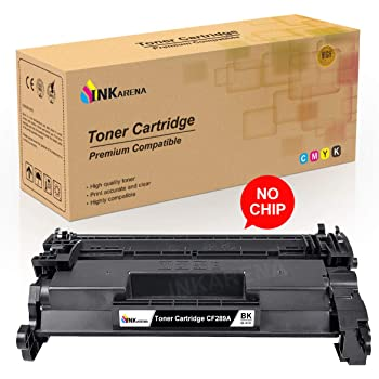 No Chip 1-Pack Compatible Toner Cartridge Replacement for HP 89X CF289X 289X 89A 289A to Use with HP Laserjet Enterprise M507n M507dn M507dng MFP M528dn M528f Printer CF289X by Linkjet