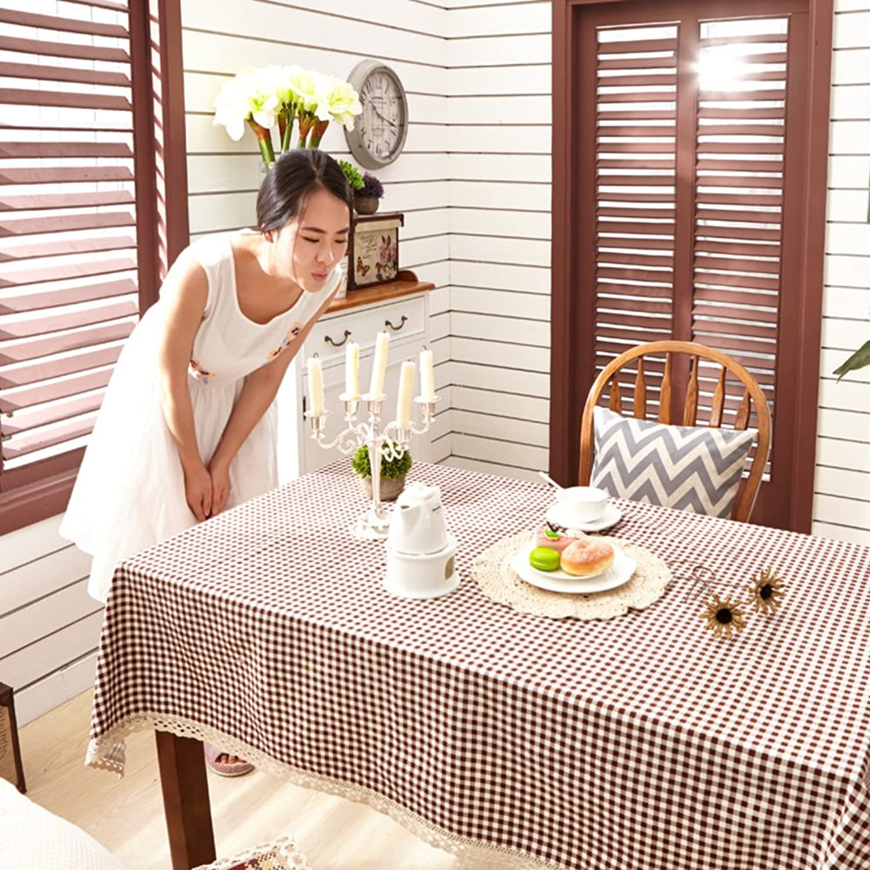 Pastoral Tuch Tischdecken Tischdecken Coffee Table  das Tischtuch TischdeckenL 150x220cm(59x87inch)