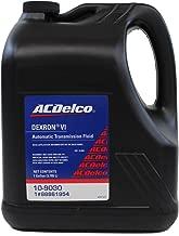 Genuine GM Fluid 88861954 DEXRON-VI Automatic Transmission Fluid - 1 Gallon