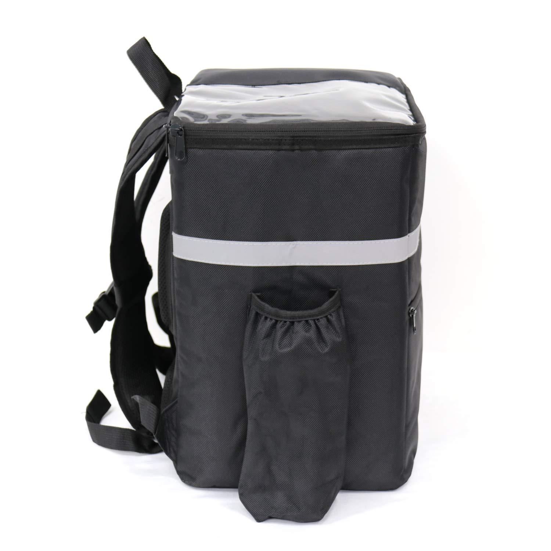 TheBiker Food Delivery Backpack Thermal Reusable Regular Nashville-Davidson Mall discount Bag
