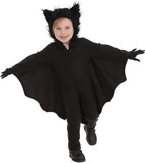 Toddler Fleece Bat Costume Child Fuzzy Flying Bat Costume