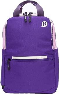 KAGS Chester Series 2.0 Ergonomic School Backpack, Purple