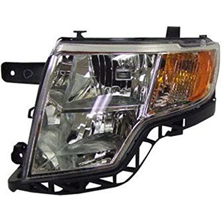 Action Crash Quality Left Headlight Assembly TO2502193C