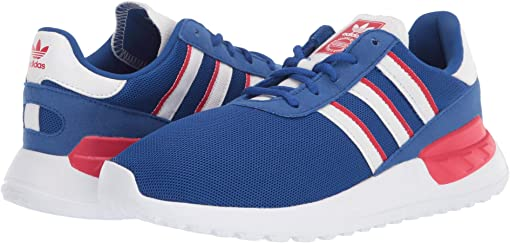 Team Royal Blue/Footwear White/Scarlet