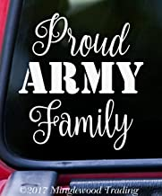 Minglewood Trading PROUD ARMY FAMILY 6