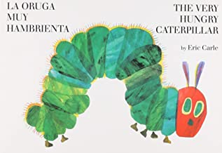 La oruga muy hambrienta/The Very Hungry Caterpillar: bilingual board book - coolthings.us