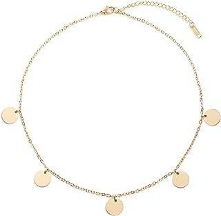 Best multiple charm necklace Reviews