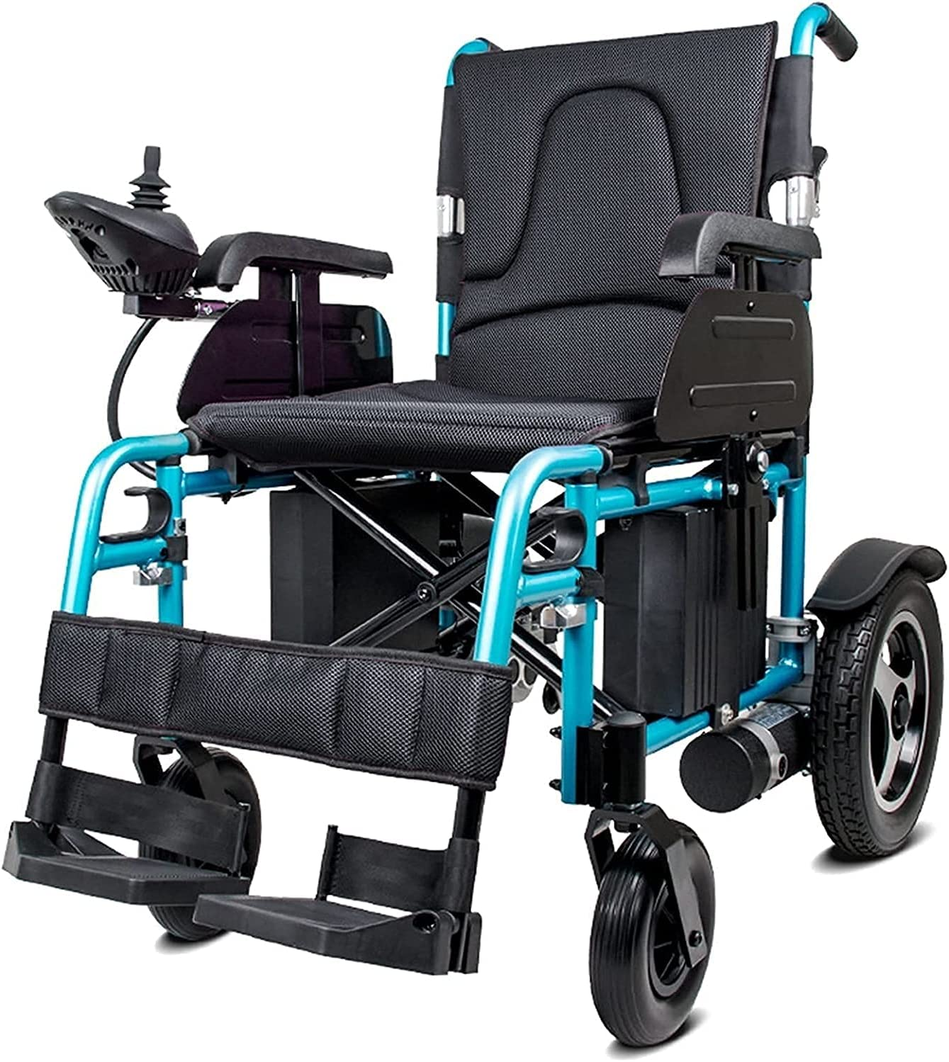 Electric Wheelchair It is very popular Lithium Battery Large-scale sale Automatic Foldin Intelligent