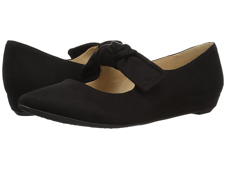 CL By Laundry Singer (Black Super Suede) Women
