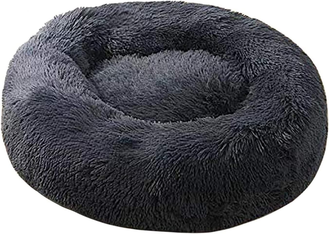 Fashion San Francisco Mall Dog Limited time trial price Bed Kennel Small Cat Soft Puppy Round Pet House