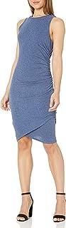 فستان للنساء بطبقة مزدوجة Vj5890 ايكو نيت من ثري دوتس