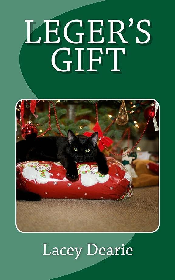 作曲家ミュート舞い上がるLeger's Gift (The Leger Cat Sleuth Mysteries Series Book 5) (English Edition)