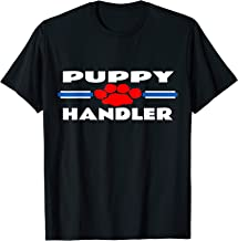 Mens Puppy Handler Pup Play Leather Fetish Gay BDSM Adult T-Shirt