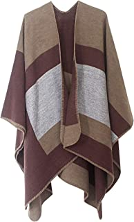Best red womens poncho Reviews