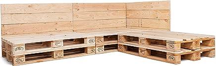 Amazon.es: sofa chaise longue - Madera / Muebles: Hogar y cocina