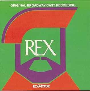 Rex (Original Broadway Cast Recording)