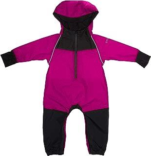 Stonz Rain Suit Muddy Buddy Waterproof Coverall for Baby Toddler Girl Boy Rainsuit Rain Coat