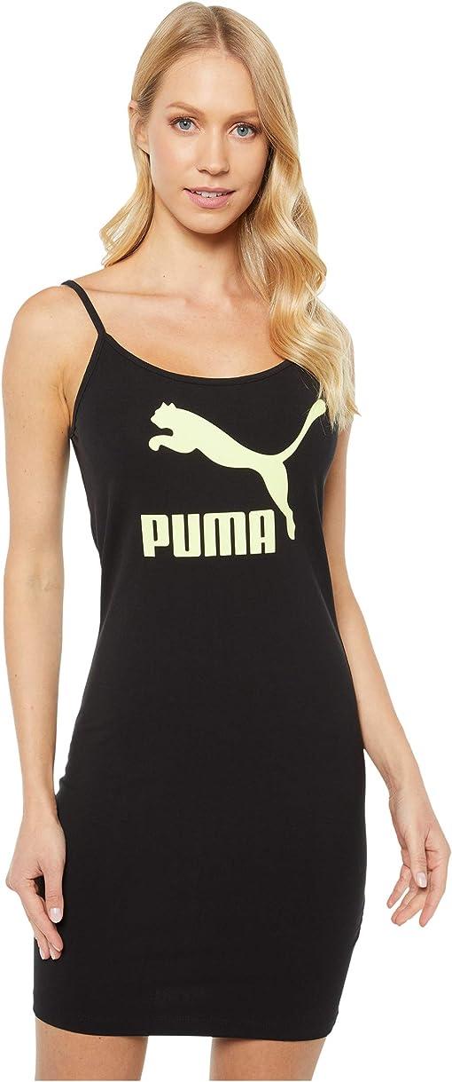 Puma Black/Sunnylime