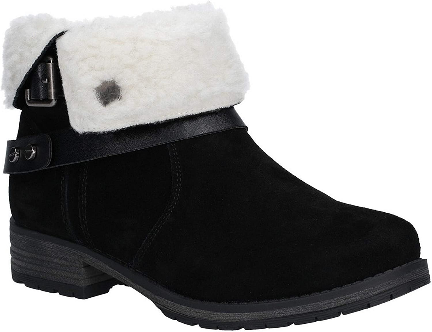 Fleet & Foster Womens Ladies Leather Soda Ankle Boots