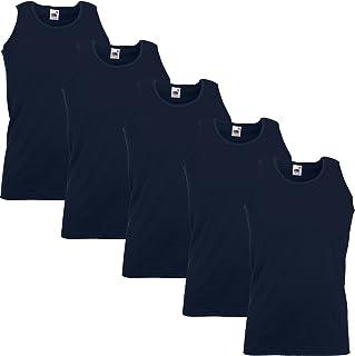 Fruit of the Loom Men's Vests (Pack of 5)