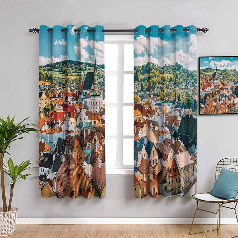 European Cityscape 店 Decor Collection Living 希望者のみラッピング無料 Bl Printed Room