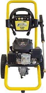 WASPPER ✦ Hidrolimpiadora de Motor de Gasolina 3100 PSI ✦ 196cc con Potencia de Alta presión Jet Hidrolimpiadora Profesional W3100VA portátil Limpiadora para Autos y Patios