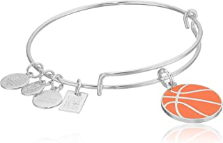 Alex and Ani Team USA Basketball Expandable Bangle Bracelet