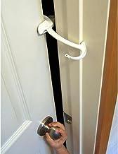 DOOR MONKEY Door Lock & Pinch Guard - Safety Door Lock For Kids - Baby Proof Door Lock For Bedrooms, Bathrooms & Kitchens ...