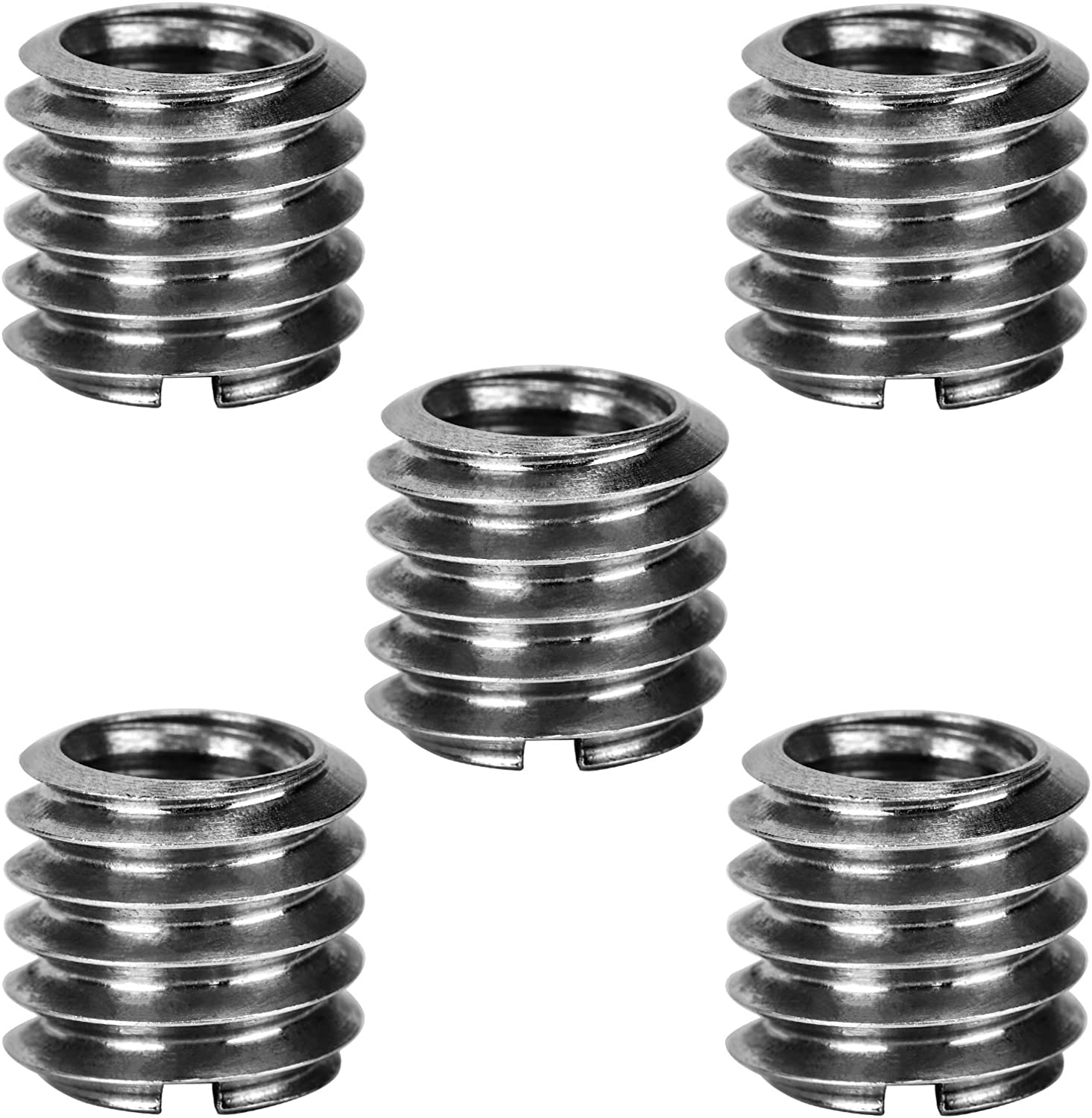 5 X Sunwayfoto Stainless Max 58% OFF Steel Slotted Post Tr 3 1 4