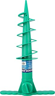 Sand Anchor / Auger For Beach Umbrellas - Green
