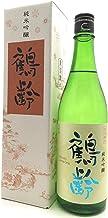 ☆【日本酒】鶴齢(かくれい)純米吟醸 720ml 箱入り