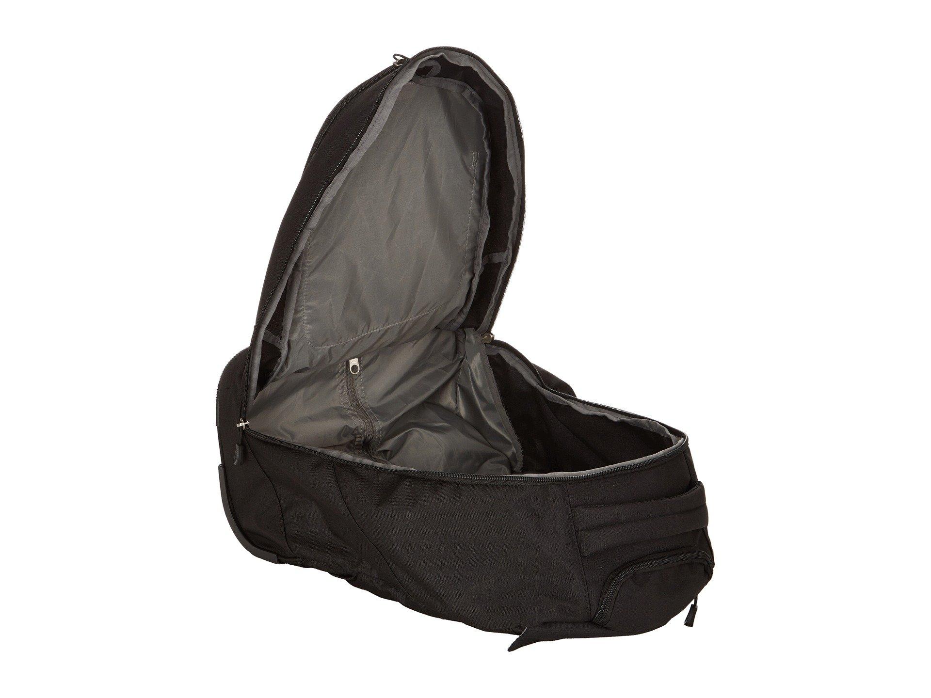Wheeled High Backpack Black Chaser Sierra aqaE1xF