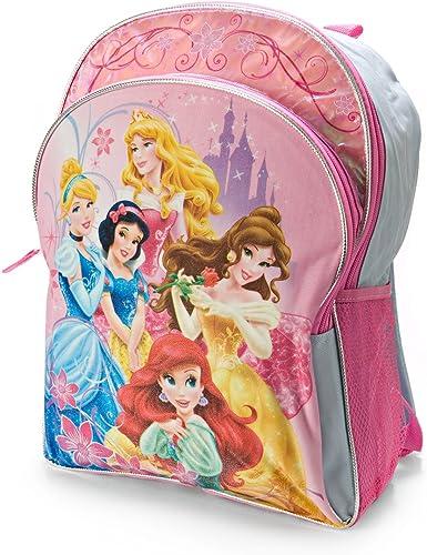 Disney Princess Group Kingdom Large Rosa Backpack