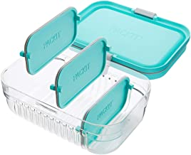 PackIt Mod Lunch Bento Food Storage Container, Mint Green