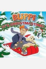 Blippi: It's Christmastime! (8x8) Kindle Edition