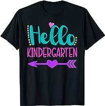Hello Kindergaten - 1st Day of Kindergarten Cute T-Shirt