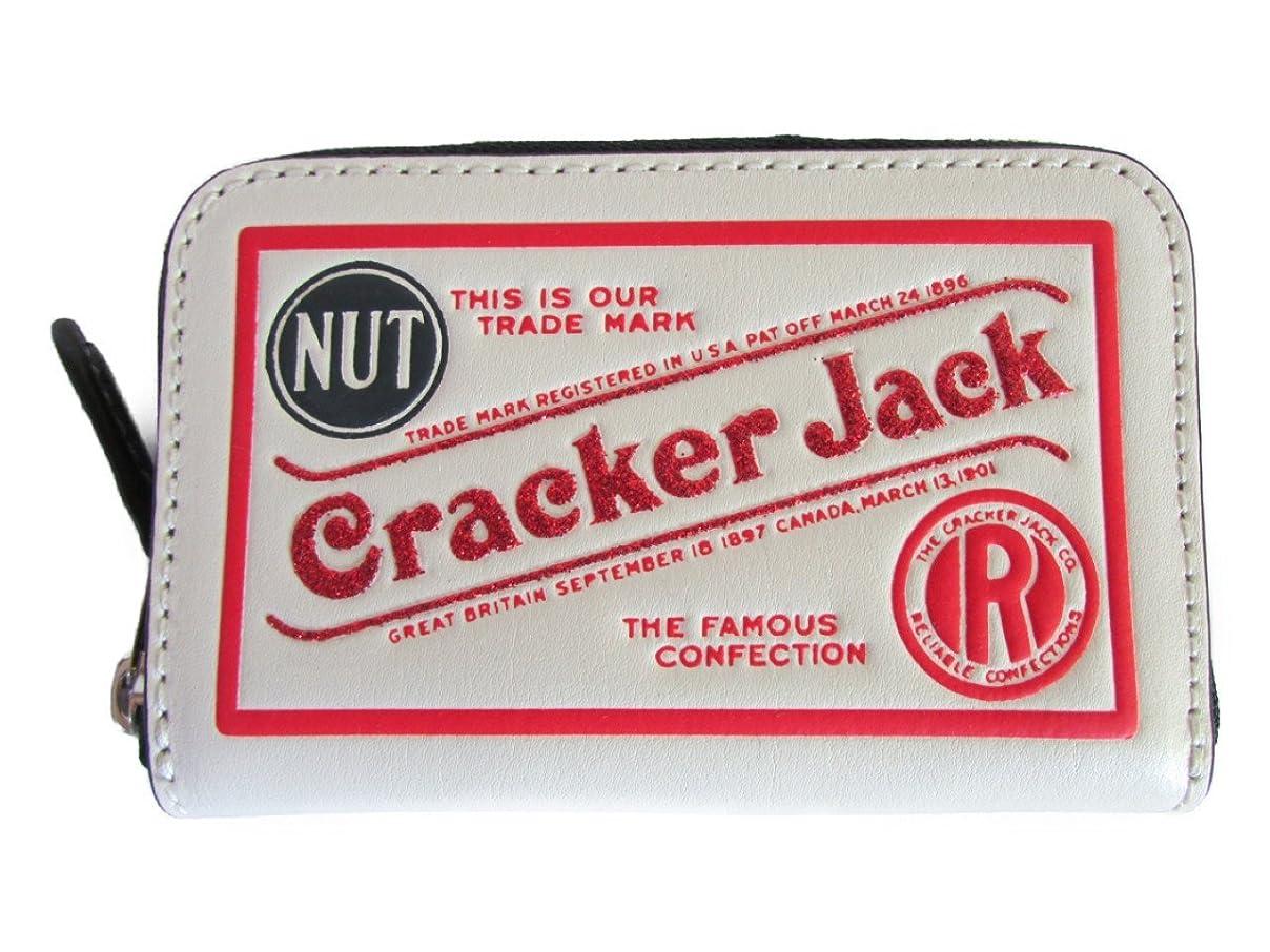 温度値する一晩[コーチ] 小銭入れ コイン ケース クラッカージャック COACH CRACKER JACK Zip Coin Case F26395 SVCAH SV/Chalk Multi [並行輸入品]