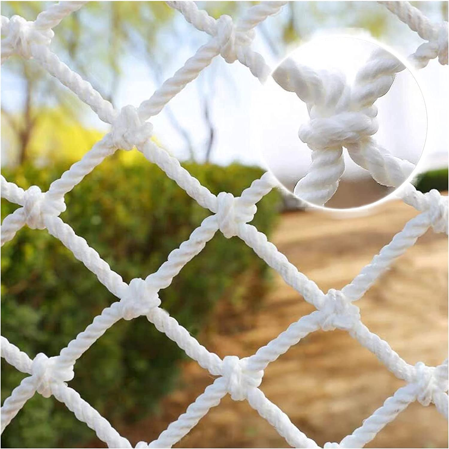 ASPZQ Pet Safety Net Balcony Fence Protection Mes Finally resale start Decor Banister Weekly update