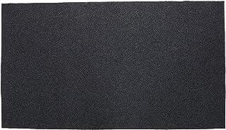 Zerone Grill-Schutzmatte, feuerfest, Bodenschutz, für Grill, Kamin, Camping, 75 x 124 cm
