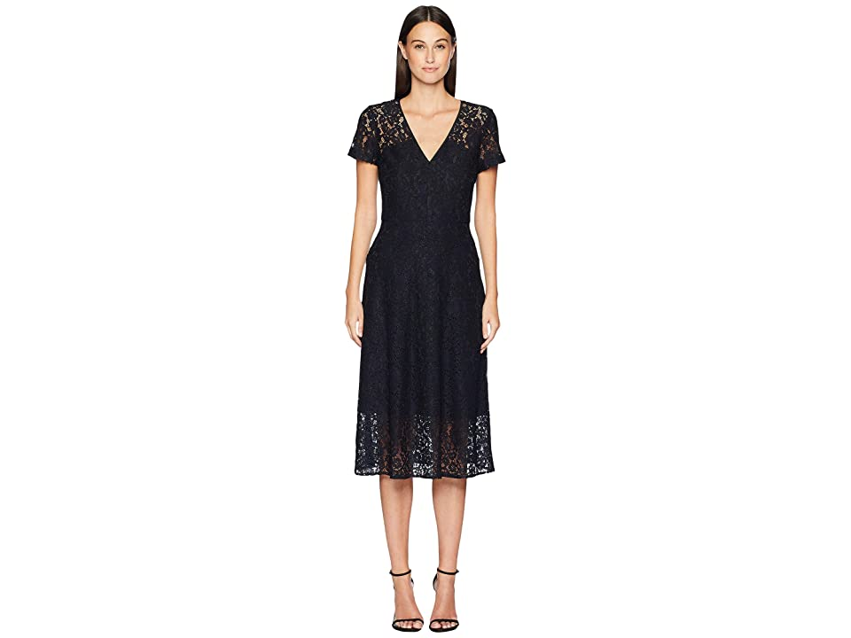 Paul Smith Lace Dress (Navy) Women