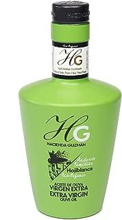 HACIENDA GUZMÁN - Organic Extra Virgin Olive Oil Hojiblanca Family Reserve 250ml