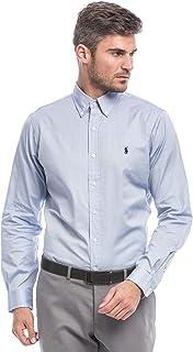 Polo Ralph Lauren Dress Shirt for Men, Blue