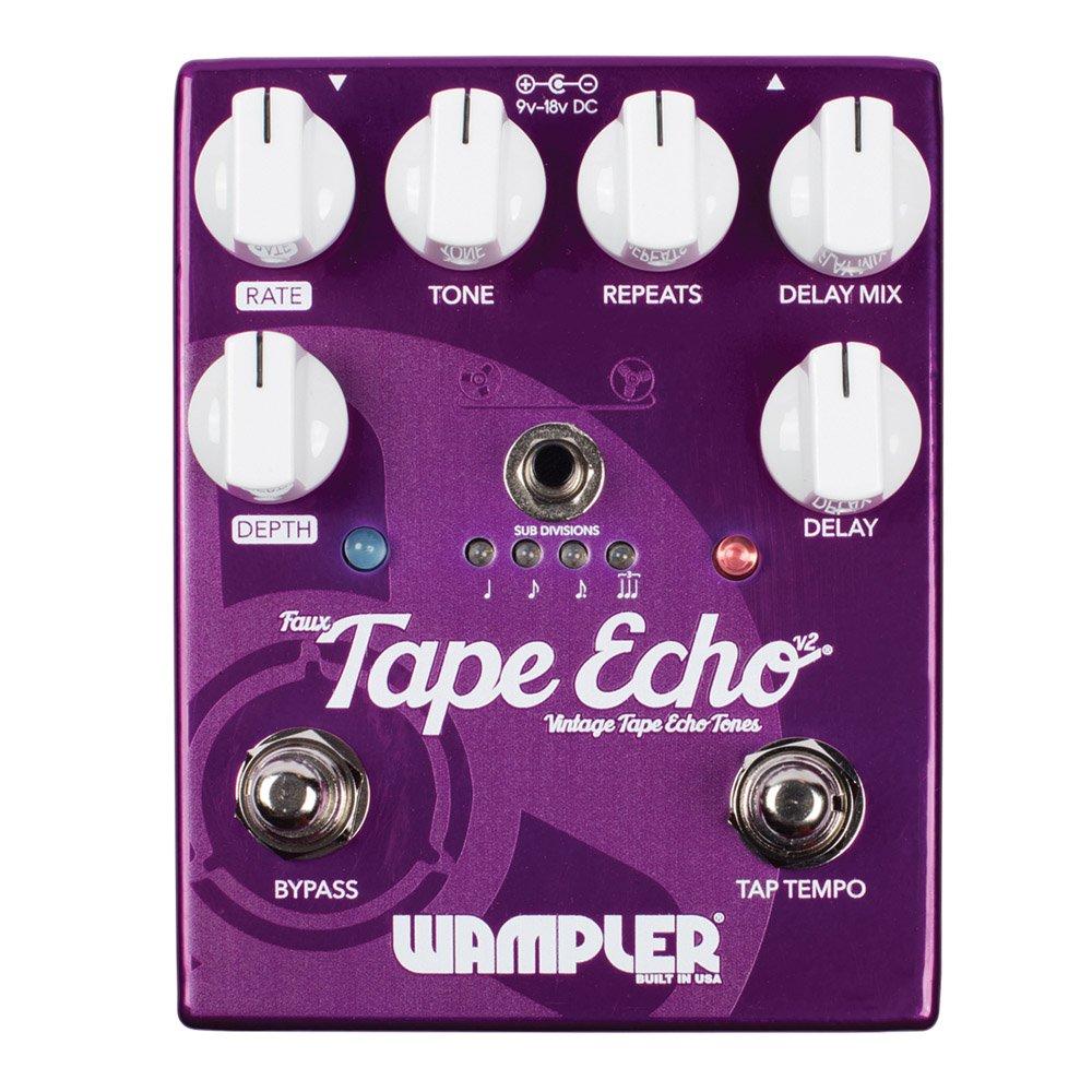 リンク:Faux Tape Echo v2
