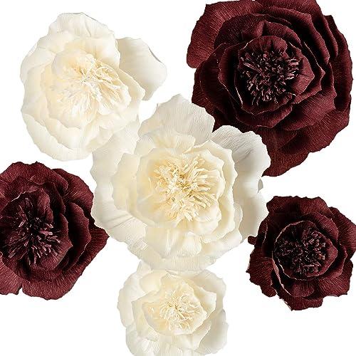 Large Paper Flowers Amazon Com