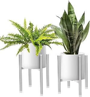 Best silver pot plant holders Reviews