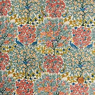 Liberty Quilting: Orchard Garden - Pheasant Forest Y (Lasenby Cotton) - Sold by The Yard