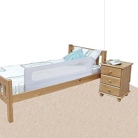 blanco Safetots cama extra grande