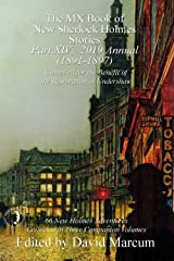 The MX Book of New Sherlock Holmes Stories - Part XIV: 2019 Annual (1891-1897) Kindle Edition