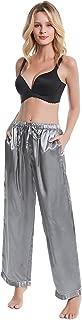 Best grey silk pants Reviews